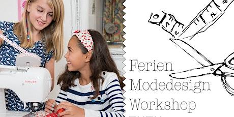 Sommerferien-Näh-Workshop Tickets