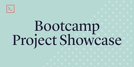 Bootcamp Project Showcase tickets