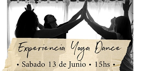 Experiencia YogaDance Edicion Invierno entradas