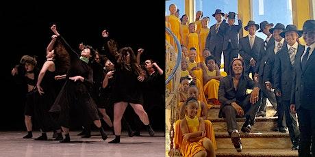 QDF Class Xchange #1: Modern Movement w Elisabetta + Tap Roots w Omar tickets