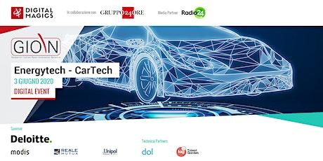 GIOIN Energytech – CarTech biglietti