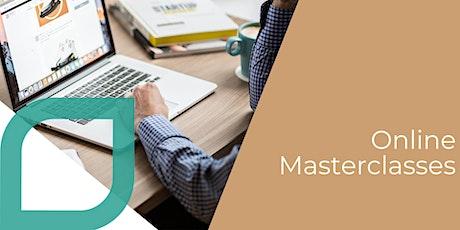 Masterclass   The validation mindset tickets