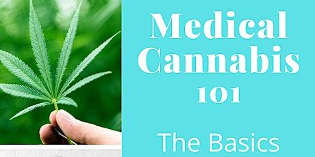 Medical Cannabis 101 - The Basics tickets