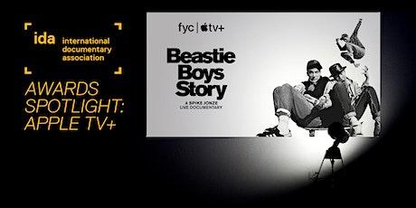 IDA Awards Spotlight: Beastie Boys Story tickets