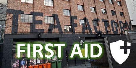 Blended 1 Day Emergency First Aid at Work Training Course Liverpool tickets