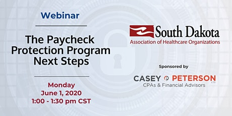 The Paycheck Protection Program – Next Steps tickets