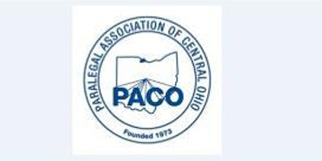 PACO June Membership Meeting via ZOOM - Installation of New PACO Executive Board Membersrs tickets