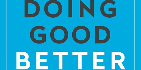 Doing Good Better - Virtual Book Club tickets