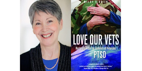 """Coffee Talk with Welby O'`Brien, Author of """"Love Our Vets"""".  tickets"""