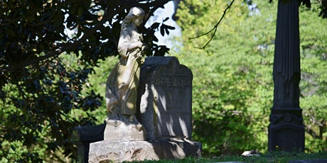 Afternoon History Stroll through Elmwood Cemetery tickets