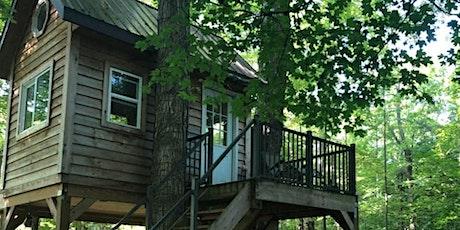 Treehouse Meditation Experience tickets