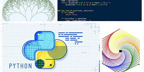 Online Coding Class // Python for AI   Grades 5-9 (FREE) tickets