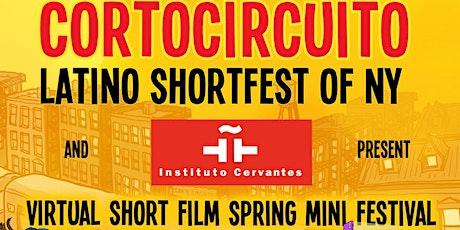 CORTO CIRCUITO SPRING MINIFEST - PROGRAM I tickets