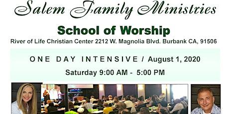 School Of Worship tickets