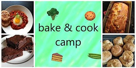 Cook & Bake Summer Camp Week 1 Group B tickets