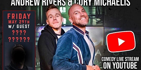 We're Back! Inside Jokes with Cory Michaelis and Andrew Rivers tickets