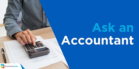 Ask an Accountant - Sept 9/20 tickets