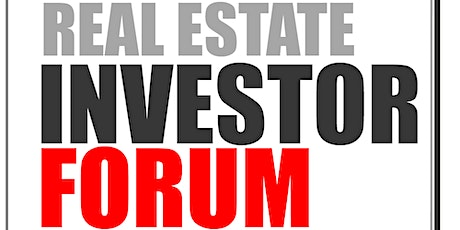 Real Estate Forum - Surviving & THRIVING in Real Estate tickets