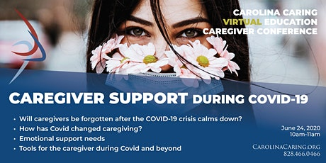 Caregiver Support During COVID-19 tickets