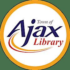 Ajax Public Library logo