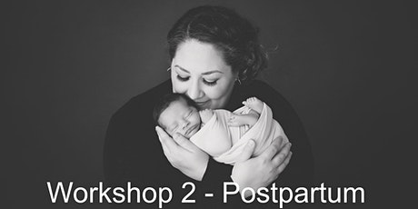 SPH Virtual Postpartum Workshop 2 with Karen tickets
