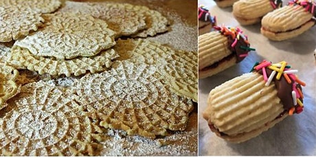 Italian Desserts Cooking Classes with Chef Pam tickets