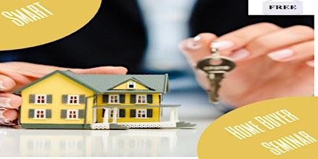 Smart Home Buyers Seminar ( Virtual via Zoom) session tickets