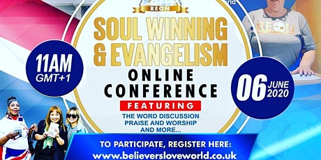 SOUL WINNING AND EVANGELISM AFTER COVID-19 tickets