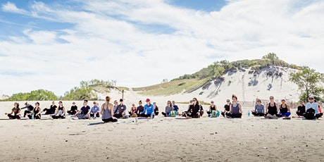 An at-home yoga retreat with Maggie Umberger tickets