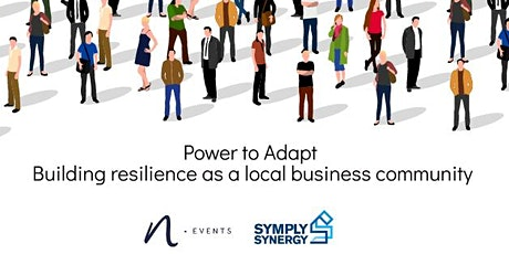 Power to Adapt:  Building resilience as a local business community tickets