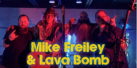 Mike Freiley and Lava Bomb with Wyatt Edmonson tickets