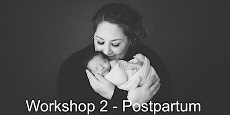 SPH Virtual Postpartum Workshop 2 with Jenna tickets