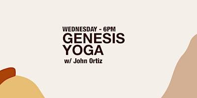 Genesis – Virtual Yoga For Beginners
