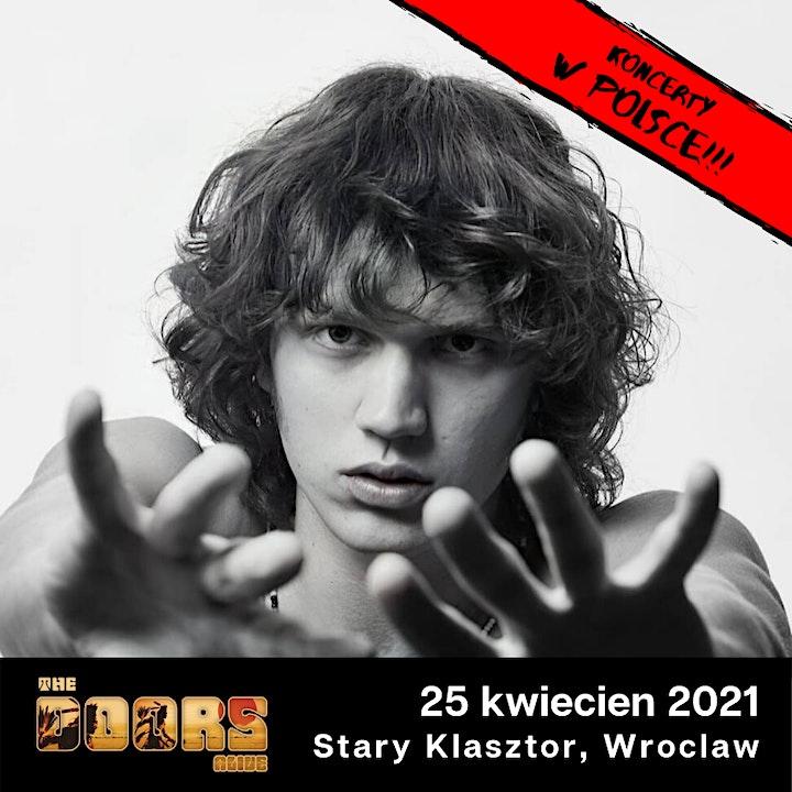 The Doors Alive - Stary Klasztor, Wroclaw, PL image