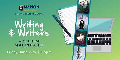 Teen Friday Writing & Writers: Malinda Lo tickets