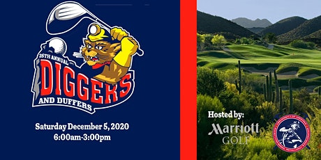 25th Diggers and Duffers Golf Tournament tickets