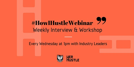 The 'How I Hustle Series': How to build a community with Bonnie Parsons tickets
