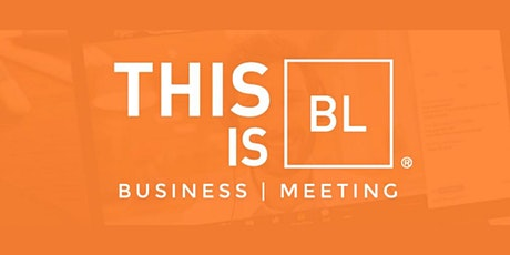 THIS IS BL | Business Meeting (ZOOM) boletos