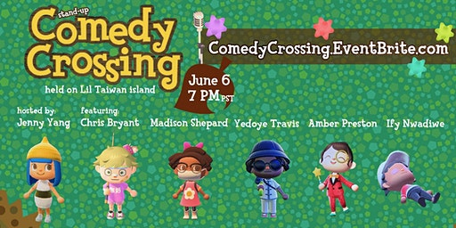 Comedy Crossing