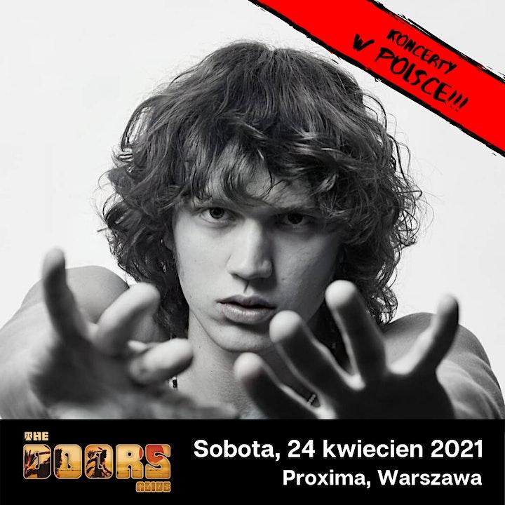 The Doors Alive - Proxima, Warszawa, PL image