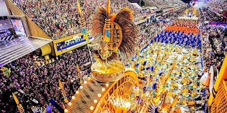 Rio Carnival 2021 billets