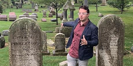 Virtual Tour: Graceland Cemetery (Graceland's Greatest Hits!) tickets