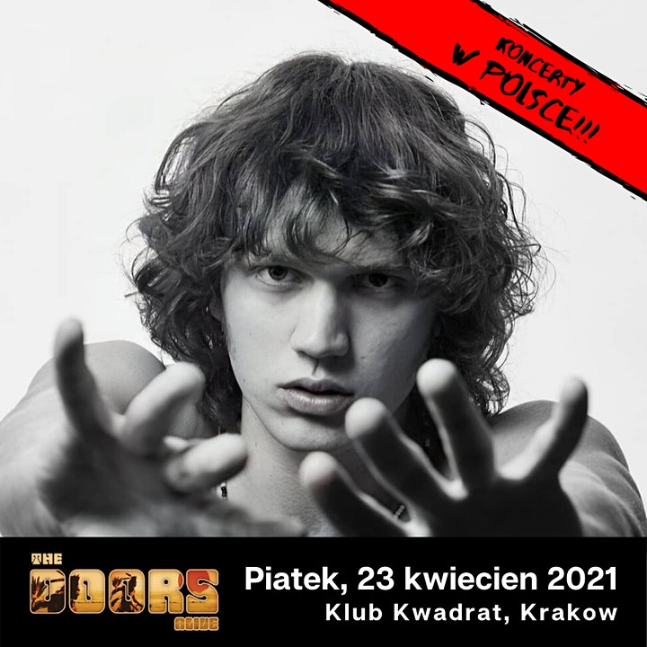 The Doors Alive - Klub Kwadrat, Krakow, PL image