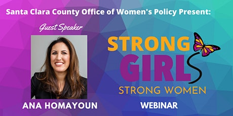 Strong Girls, Strong Women Leadership Webinar tickets