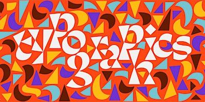 Typographics Conference 2020 Online