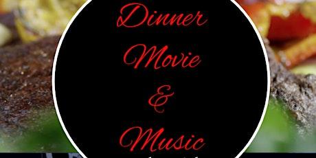 Friday Night Dinner, Movie & Music tickets