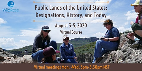 Public Lands of the United States Workshop tickets