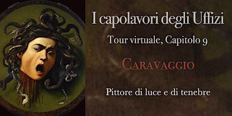 Tour virtuale i Capolavori degli  Uffizi, Caravaggio biglietti