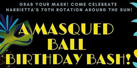 A Masqued Birthday Bash tickets