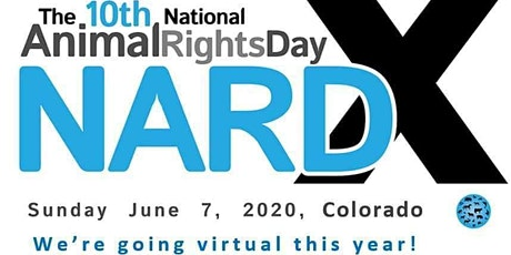 National Animal Rights Day - Colorado (virtual) tickets